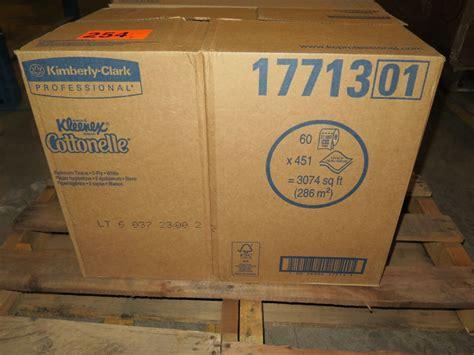 Cottonelle Toilet Paper 60 Rolls by 2 Cases Cottonelle 17713 Toilet Tissue 2ply Wht 451