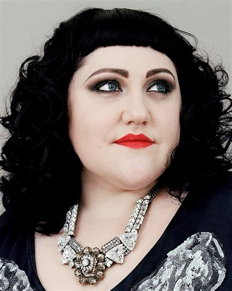 Bett Dito by Curvy Quote Of The Day Beth Ditto New Album