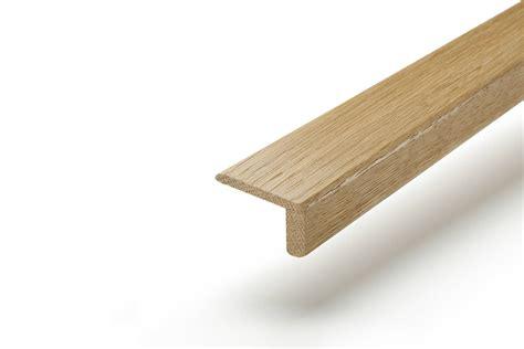 solid hardwood stair nosing oak 1m