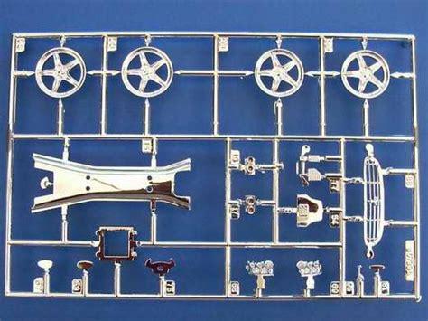 Kunststoff Chromteile Lackieren by Superamerica Revell Nr 07391 Modellversium Kit