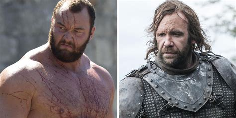 actor dog game of thrones game of thrones the mountain is 20 years younger than his