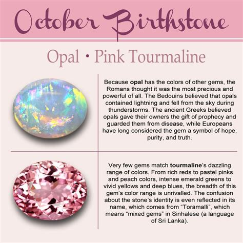 libra birthstone color image result for october birthstones birthstones