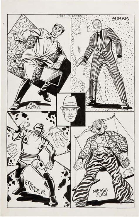 web arted jul  comic book daily