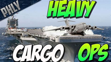 heavy cargo ops c 17 vs aircraft carrier arma 3 gameplay