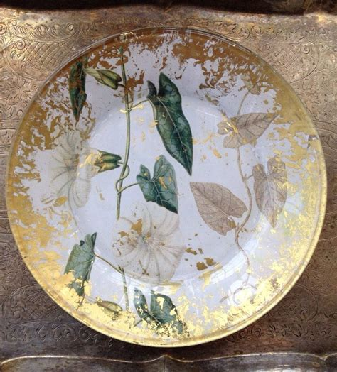 Decoupage Plates With Photos - best 20 decoupage plates ideas on decoupage