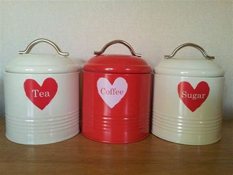 canisters stunning coffee canister white kitchen