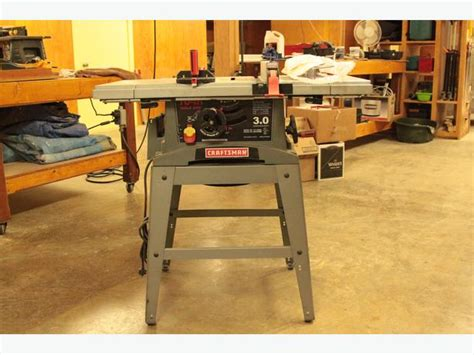 10 inch table saw 10 inch craftsman table saw nanoose bay parksville