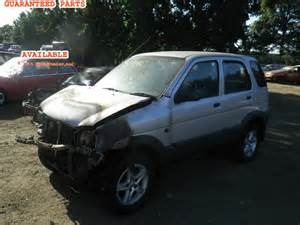 Daihatsu Terios Parts Uk Daihatsu Terios Breakers Daihatsu Terios Spare Car Parts