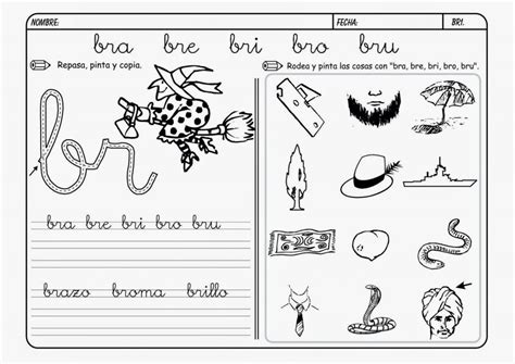 imagenes que empiecen con la letra bra 20 palabras con br mas im 225 genes para imprimir material