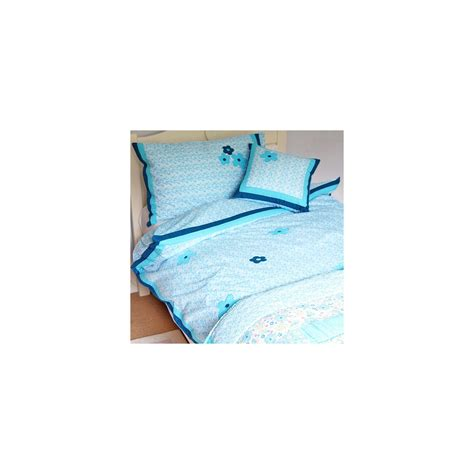 tesco bed linen tesco direct blue flower cotton children s single duvet