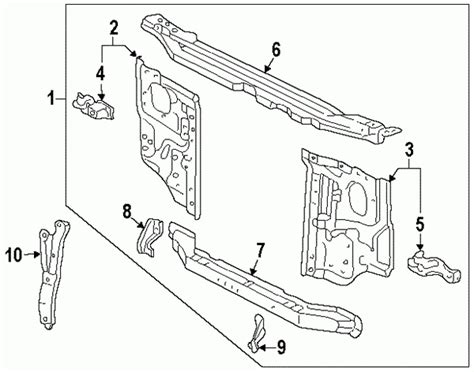 toyota oem parts diagram oem toyota parts diagram periodic diagrams science