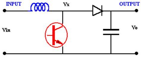 dc dc boost converter circuit diagrams dc dc converter basics