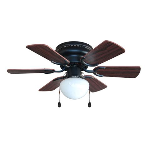 30 hugger ceiling fan with light rubbed bronze 30 quot hugger ceiling fan w light kit 4640