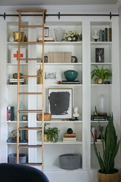 bookcase with sliding ladder 85 best images about library ladders and bookshelves on