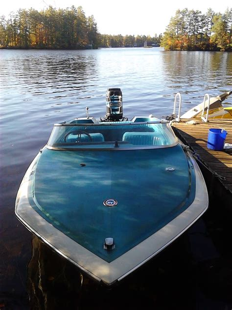 glastron boat outboard 1975 glastron carlson cv 16 mercury 115hp tower of power