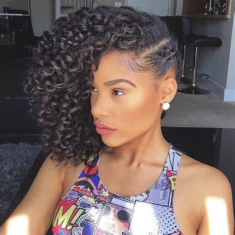 hairstyles curly on the side my natural hair journey johanna denny follow me curly