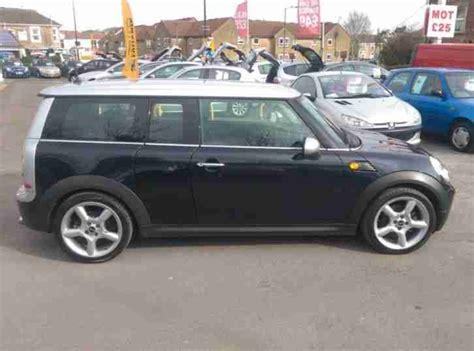where to buy car manuals 2008 mini cooper seat position control mini clubman cooper 2008 petrol manual in black car for sale