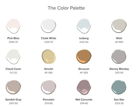 2017 benjamin moore color color trends for 2017