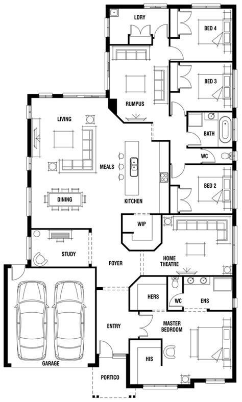 house design dunedin porter davis homes future floor