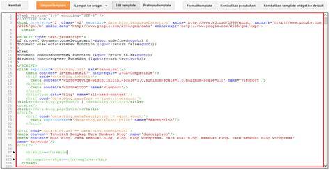 cara membuat blog menarik cara membuat tilan blog kamu makin menarik di blogger