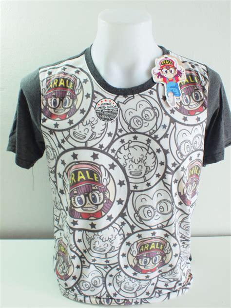 Tshirt Arale Dr Slump arale dr slump 003 japanese t shirt limited