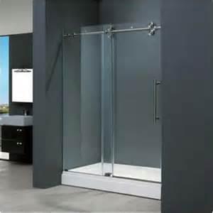 ideas sliding shower