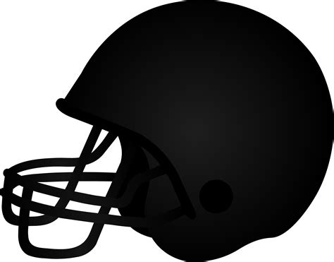 helmet clip football helmet clip football helmet black copy2 sam