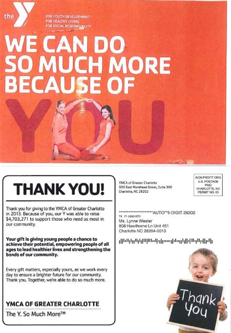 Fundraising Letter Best Practices 32 best nonprofit donor thank you s best practices images