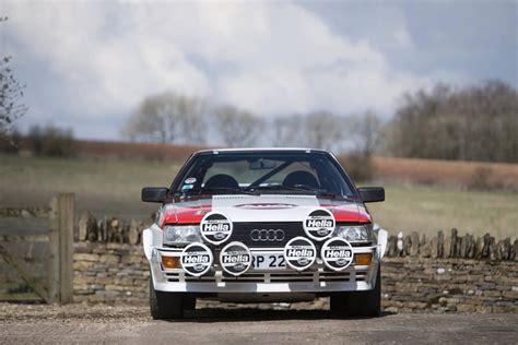 What Is Quattro Audi by 1981 Audi Quattro