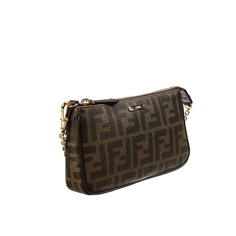 Hnm Mini Clutch fendi clutch bag mini zucca pu crossbody with contrast in