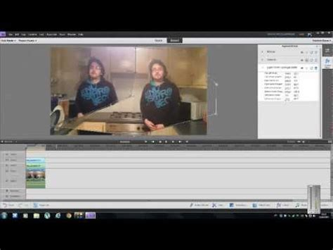 tutorial adobe premiere elements 11 adobe premiere elements 11 clone yourself with eight