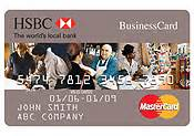 hsbc business card business card cards hsbc business banking