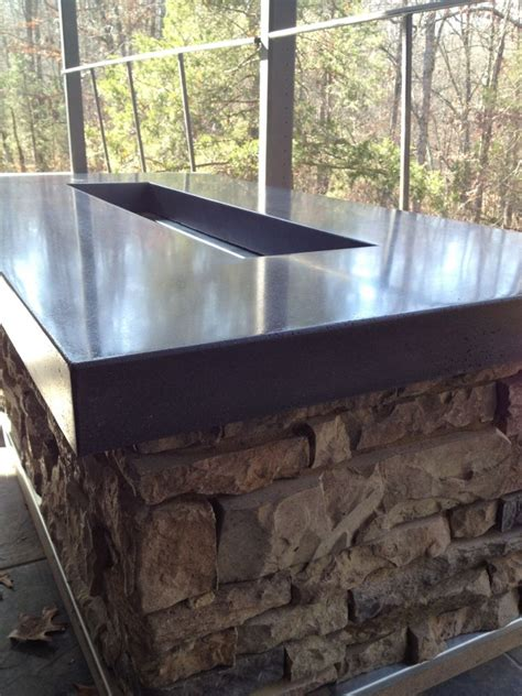 polished concrete countertop 210 decorative concrete of