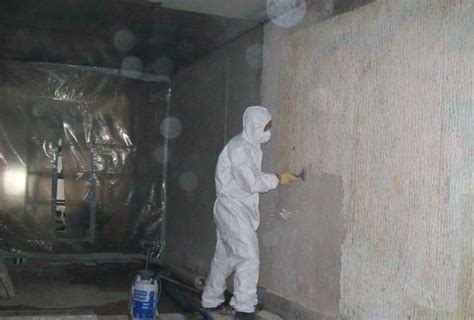 Removing Artex Ceiling by Removal Of Artex Containing Asbestos Vertase Fli Ltd