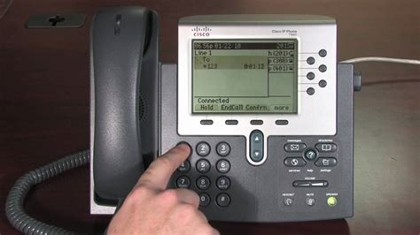 Phone Lookup Voicemail Cisco 7900 Series Phone Tutorial Chapter 3a Voicemail Setup