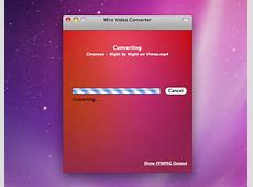 Miro Video Converter voor Mac - Download Silverlight Video Converter