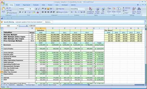 Microsoft Excel Business Templates excel business budget templatememo templates word memo
