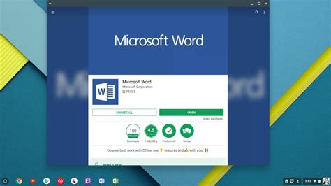microsoft office apps work surprisingly well on