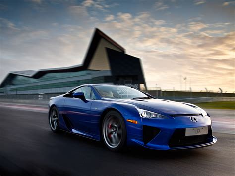 lexus lfa blue rate the car above you d