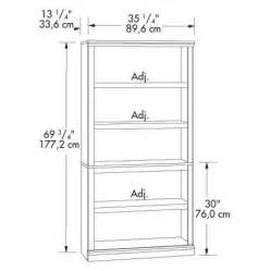 Bookshelves Dimensions Shelves Shop Bookshelves And Bookcases