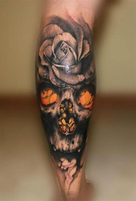 awsome tattoos for men 101 skull designs for boys and to try