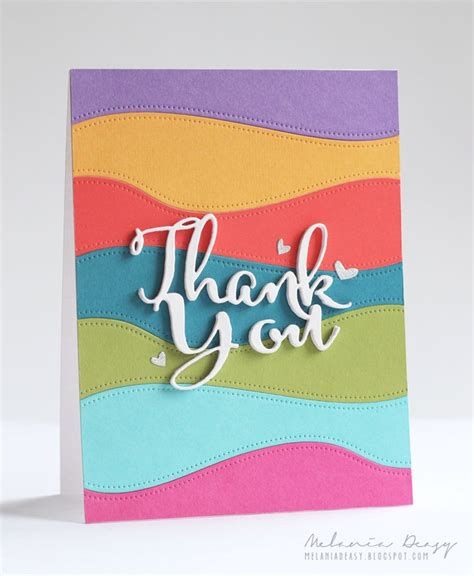 how to make a thank you card 224 best thank you cards