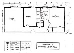 Appartment Layout by Apartment Layouts Canterbury College Of