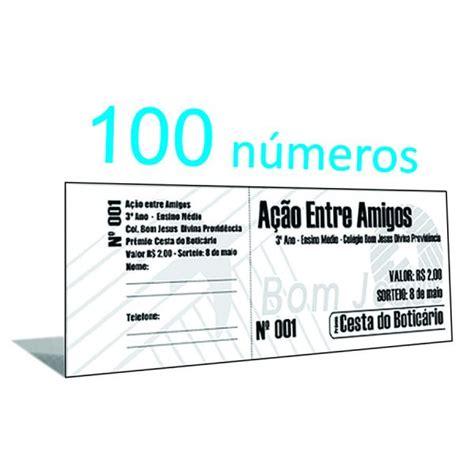 numeros para sorteo de rifa bloco de rifa 100 n 250 meros loja de conecttabrindes