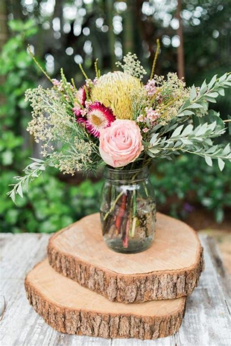 rustic jar centerpieces for weddings affordable wedding centerpieces original ideas tips diys