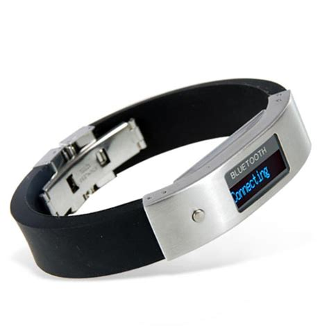 One Minute Preview Mii Stor Usb Jewellery bluetooth lcd bracelet