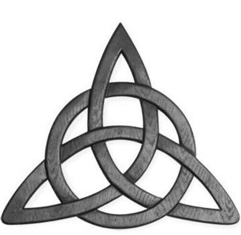 wiccan symbol meaning an unbreakable bond symbolic