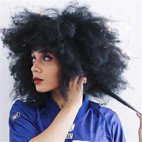 black hair poofy and wavy stylish black women with new hairstyles hairstyles