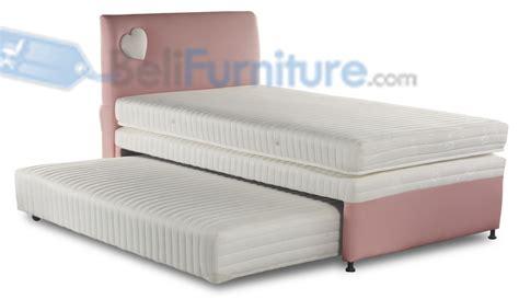 Bed Comforta Ukuran 120 comforta 3 in 1 120 cm murah bergaransi dan