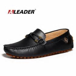 Casual mens loafers shoes new 2016 spring men s leather mocassin